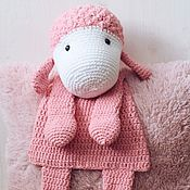 Stuffed Toys handmade. Livemaster - original item Sheep. Handmade.