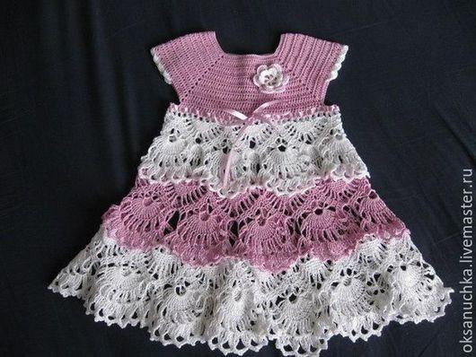 Одежда для девочек, ручной работы. Ярмарка Мастеров - ручная работа. Купить платье. Handmade. Комбинированный, любой цвет, любой размер