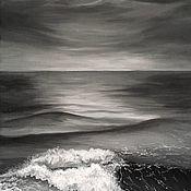 Картины ручной работы. Ярмарка Мастеров - ручная работа Картины: Океан моей души. Handmade.