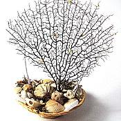 Подарки к праздникам ручной работы. Ярмарка Мастеров - ручная работа Море в ладошках - интерьерная композиция. Handmade.