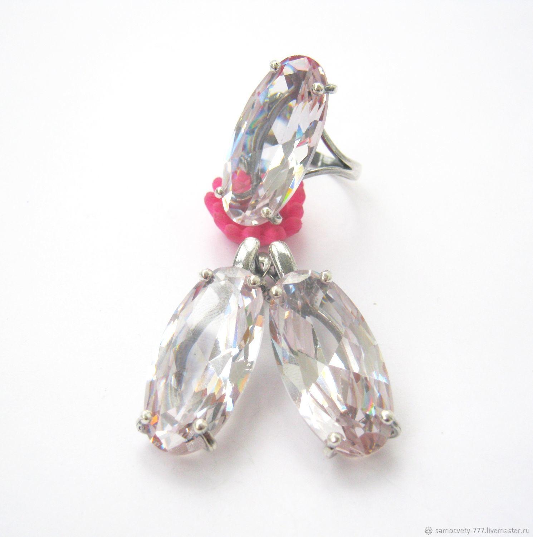 Silver set'rhinestone', Jewelry Sets, Feodosia,  Фото №1