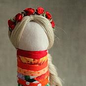 Куклы и игрушки ручной работы. Ярмарка Мастеров - ручная работа Кукла Удачное замужество - на руках чтоб носил!). Handmade.