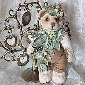 Куклы и игрушки ручной работы. Ярмарка Мастеров - ручная работа Мишка-садовод. Handmade.