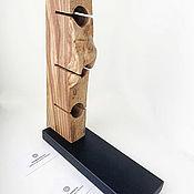 Подставки ручной работы. Ярмарка Мастеров - ручная работа Подставки: Винница из дерева. Handmade.