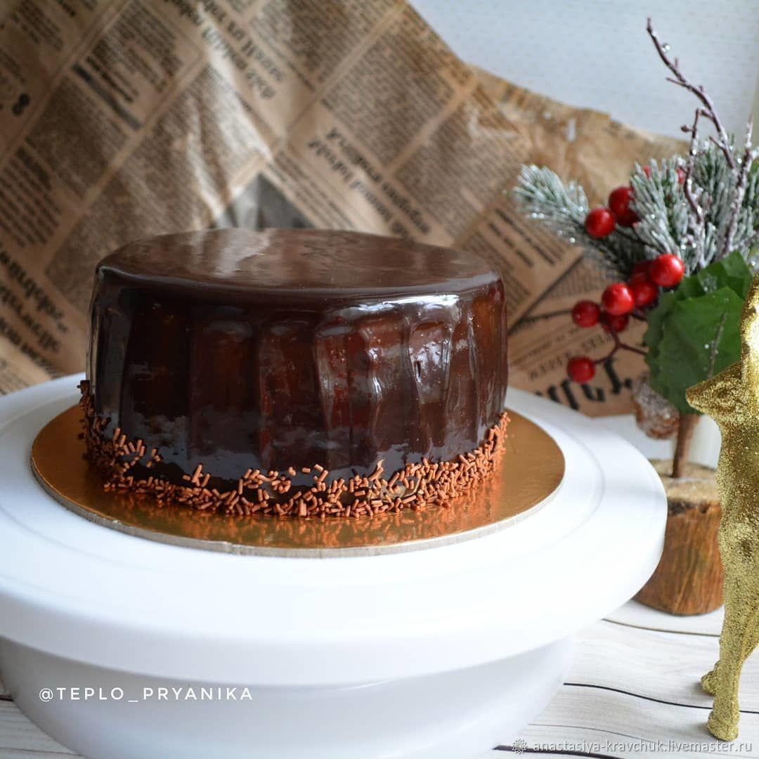 Муссовый торт с ликером Бейлиз, Подарки, Москва,  Фото №1