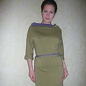 """Одежда ручной работы. Ярмарка Мастеров - ручная работа Платье """" Яблоневый цвет"""". Handmade."""