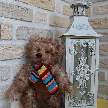 """Куклы и игрушки ручной работы. Ярмарка Мастеров - ручная работа Игрушки: Мишка Тедди """"Натс"""". Handmade."""