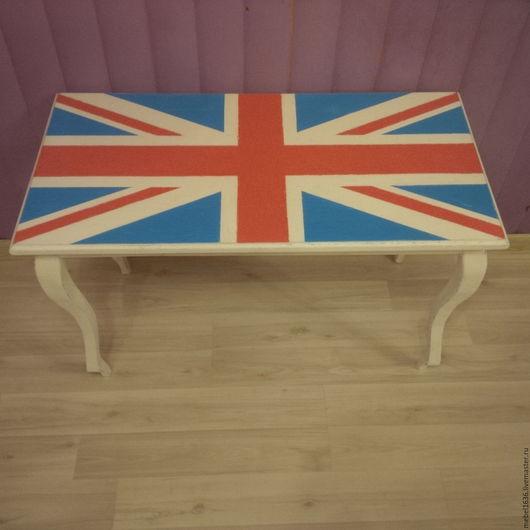 Мебель ручной работы. Ярмарка Мастеров - ручная работа. Купить Журнальный стол. Handmade. Комбинированный, массив сосны
