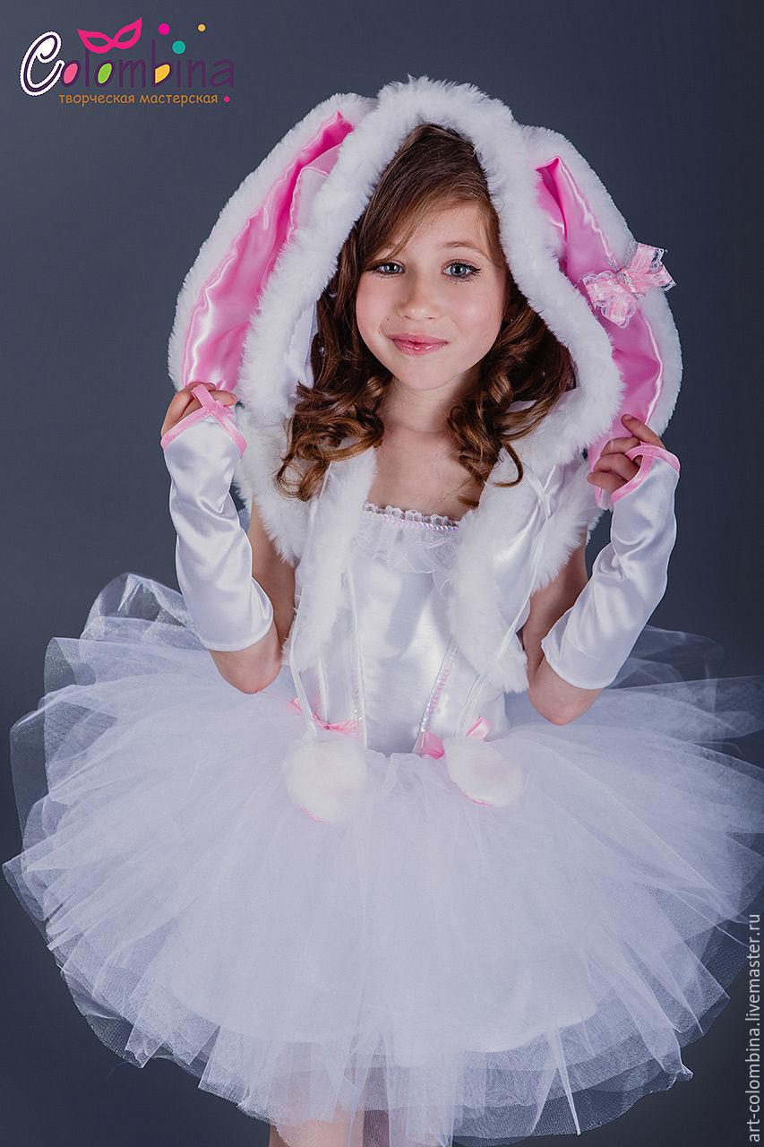 Карнавальный костюм зайчика своими руками фото 223