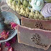 Мыло ручной работы. Ярмарка Мастеров - ручная работа Мыло с нуля Роза и розовая глина. Handmade.