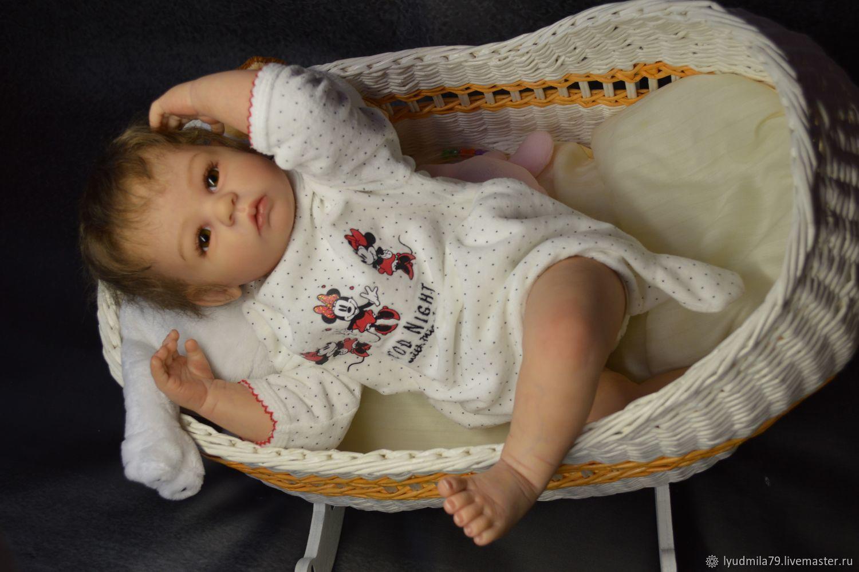 2d531cfd1b22 Baby Dolls   Reborn Toys handmade. Livemaster - handmade. Buy Reborn doll  Valeria Shannon ...