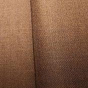 """Материалы для творчества ручной работы. Ярмарка Мастеров - ручная работа Ткань полушерсть, однотонная, """"Мокрый песок"""". Handmade."""