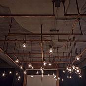 Для дома и интерьера ручной работы. Ярмарка Мастеров - ручная работа Медная система. Handmade.