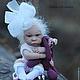 Куклы-младенцы и reborn ручной работы. Заказать Жадина. Елена Кириленко. Ярмарка Мастеров. Кукла-младенец, краски масляные