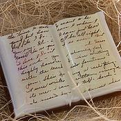 """Косметика ручной работы. Ярмарка Мастеров - ручная работа Мыло """"Книга"""". Handmade."""