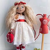 Куклы и игрушки handmade. Livemaster - original item Dolls Agatha. Handmade.