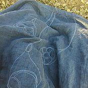 """Одежда ручной работы. Ярмарка Мастеров - ручная работа Юбка """"Лотосы"""". Handmade."""