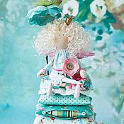 """Куклы и игрушки ручной работы. Ярмарка Мастеров - ручная работа Принцесса """"Лили"""". Handmade."""