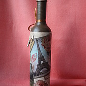 Bottles handmade. Livemaster - original item