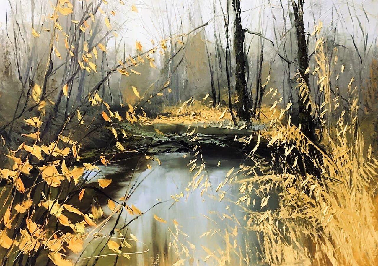 Картина маслом Осень, Картины, Белгород,  Фото №1