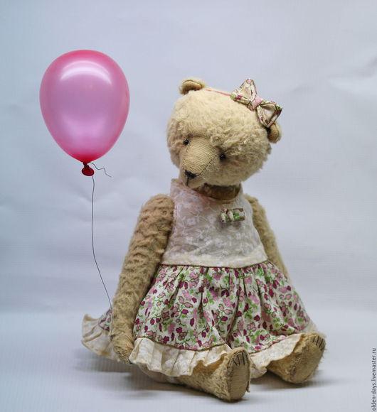 """Мишки Тедди ручной работы. Ярмарка Мастеров - ручная работа. Купить Мишка Тедди """"Алиса"""". Handmade. Комбинированный, подарок"""