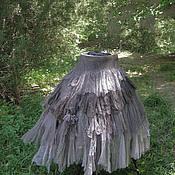 """Одежда ручной работы. Ярмарка Мастеров - ручная работа Юбка стиль  бохо на запахе """"Ирис"""".. Handmade."""