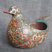 Русский стиль handmade. Livemaster - original item Ladle Utica. Handmade.
