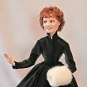 """Куклы и игрушки ручной работы. Ярмарка Мастеров - ручная работа Кукла """"Карнавальная ночь"""". Handmade."""
