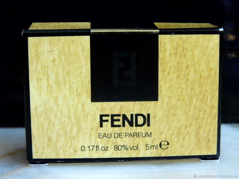 винтаж Fendi Eau De Parfum купить в интернет магазине на ярмарке