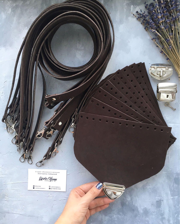 Как сделать ремень для сумки из кожи