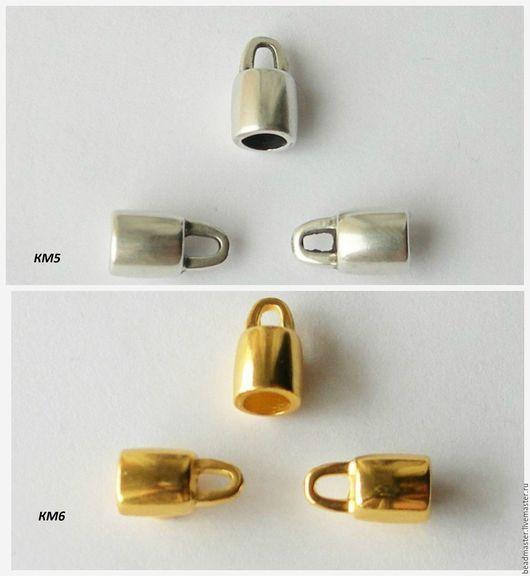 КМ5 - цвет серебряный. КМ6 - цвет золотой.