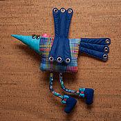 Куклы и игрушки ручной работы. Ярмарка Мастеров - ручная работа Интерьерная игрушка Птица счастья. Handmade.