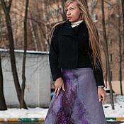 """Одежда ручной работы. Ярмарка Мастеров - ручная работа Юбка """"Северная"""". Handmade."""