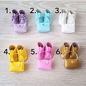 Набор ботинки+сумка