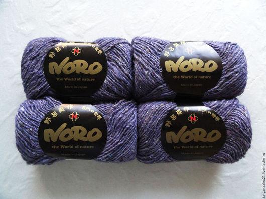 Вязание ручной работы. Ярмарка Мастеров - ручная работа. Купить Пряжа  Noro Silk Garden Solo № 17. Handmade.