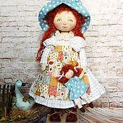 Куклы и игрушки ручной работы. Ярмарка Мастеров - ручная работа Люси.. Handmade.