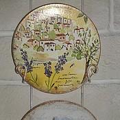"""Посуда ручной работы. Ярмарка Мастеров - ручная работа Тарелочки """"Миниатюры"""". Handmade."""