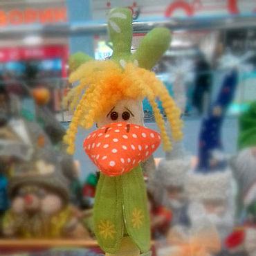 Куклы и игрушки ручной работы. Ярмарка Мастеров - ручная работа Курица интерьерная. Handmade.