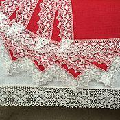 Для дома и интерьера handmade. Livemaster - original item Linen napkins