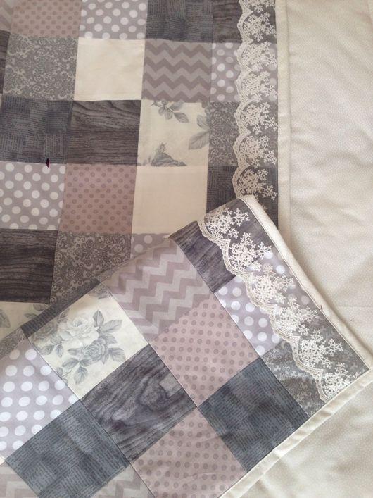 Текстиль, ковры ручной работы. Ярмарка Мастеров - ручная работа. Купить Лоскутный плед. Handmade. Плед, плед детский