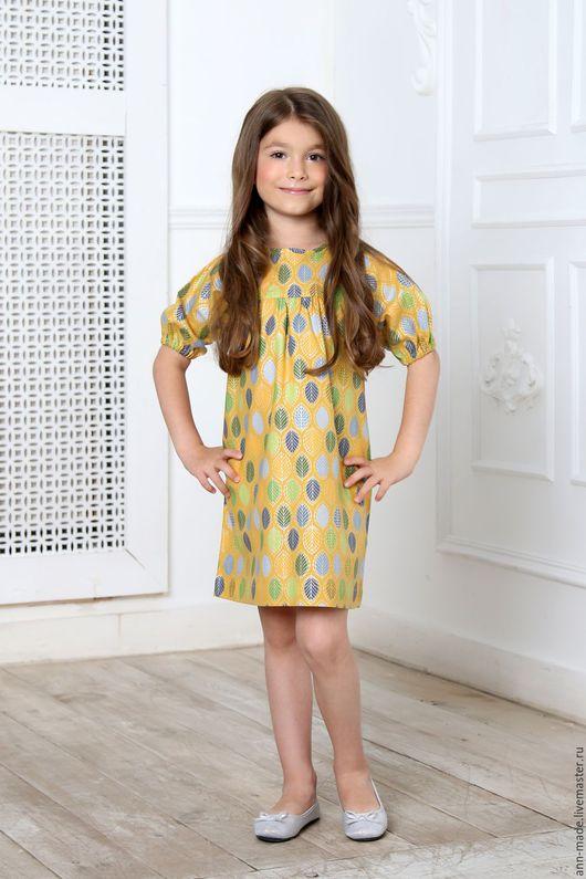 Одежда для девочек, ручной работы. Ярмарка Мастеров - ручная работа. Купить Платье (Арт: Д-89). Handmade. Комбинированный