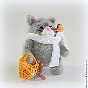 Куклы и игрушки ручной работы. Ярмарка Мастеров - ручная работа Бася Сосискин. Handmade.
