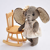 Куклы и игрушки handmade. Livemaster - original item Baby. Handmade.