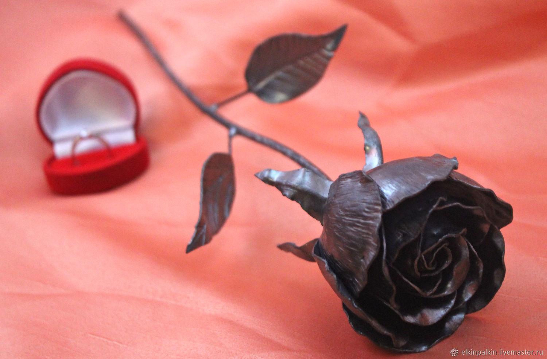 Кованая роза, Цветы, Петрозаводск,  Фото №1
