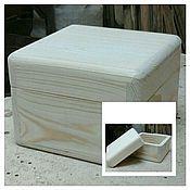 Материалы для творчества handmade. Livemaster - original item Box, storage 026. Handmade.