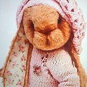 Куклы и игрушки ручной работы. Ярмарка Мастеров - ручная работа Зайка Лапа. Handmade.