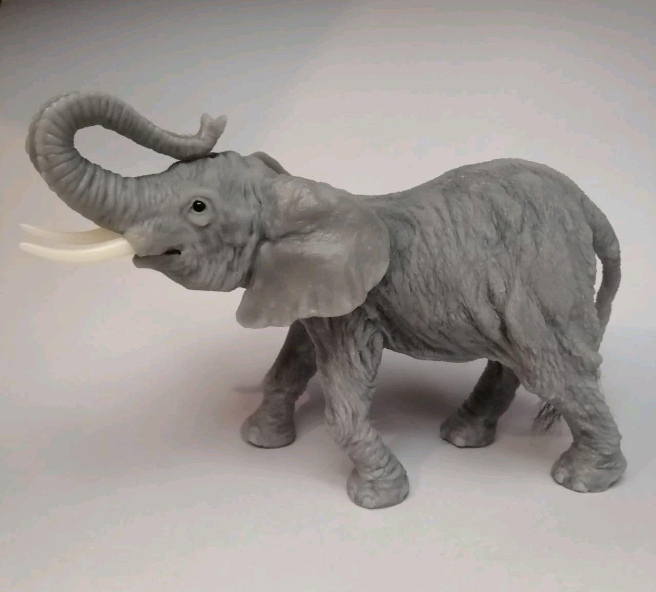 Слон силиконовый, Именные сувениры, Видное,  Фото №1