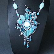 Украшения handmade. Livemaster - original item Necklace Spirit In The Sky (version). Handmade.
