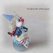 Куклы и игрушки ручной работы. Ярмарка Мастеров - ручная работа Смешинка. Handmade.
