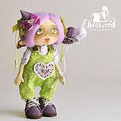 Куклы и игрушки ручной работы. Ярмарка Мастеров - ручная работа Коллекция MIni Elf 14. Handmade.